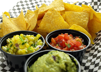 Bluestone Grill Chips and Salsas