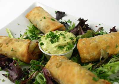 Up The Creek Southwest Egg Rolls