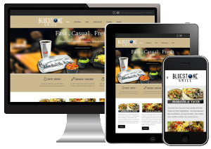 Restaurant Website Designer