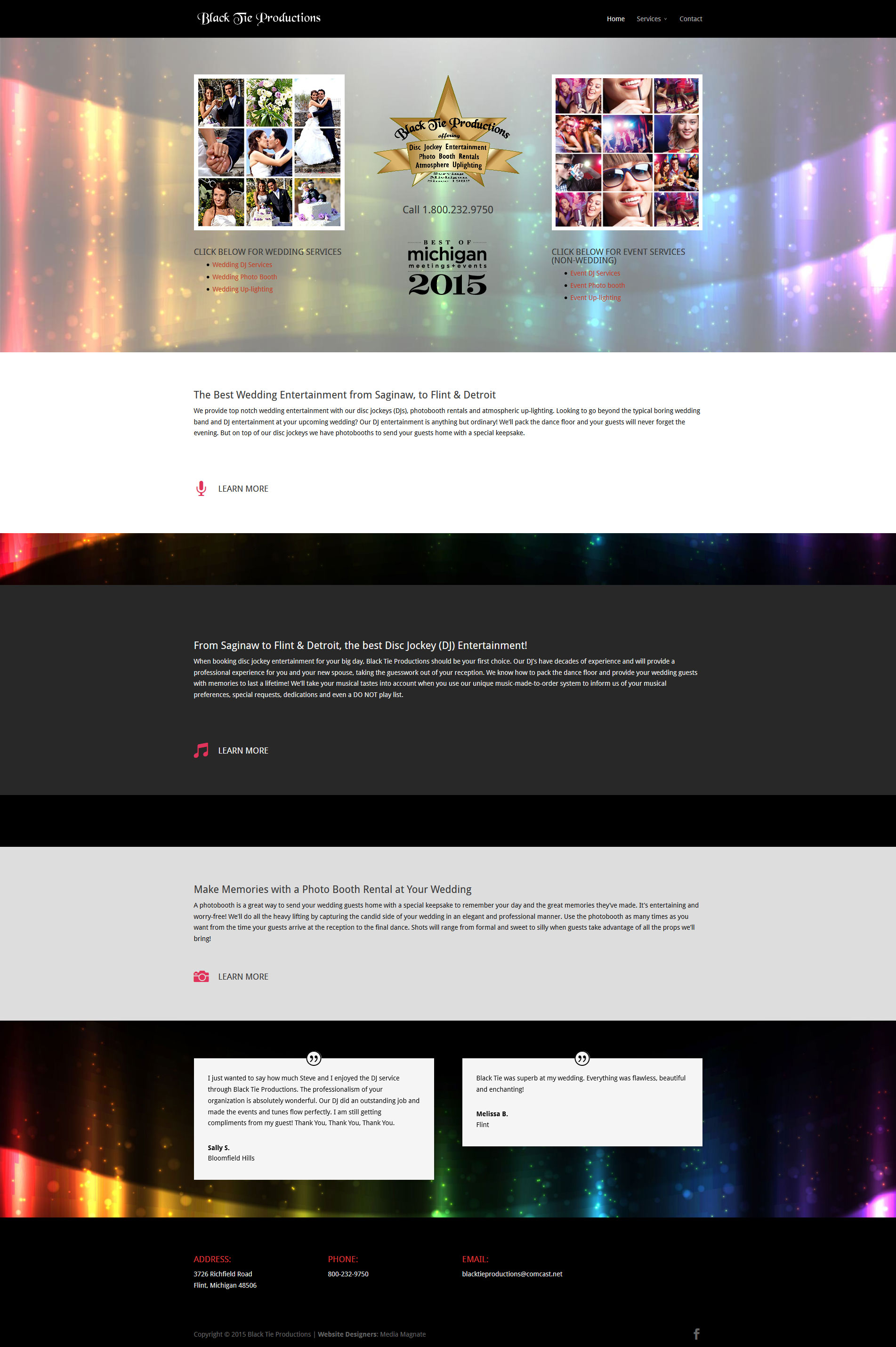 Homepage AFTER